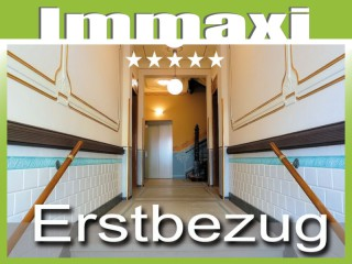 Erstbezug Leipzig Lindenau