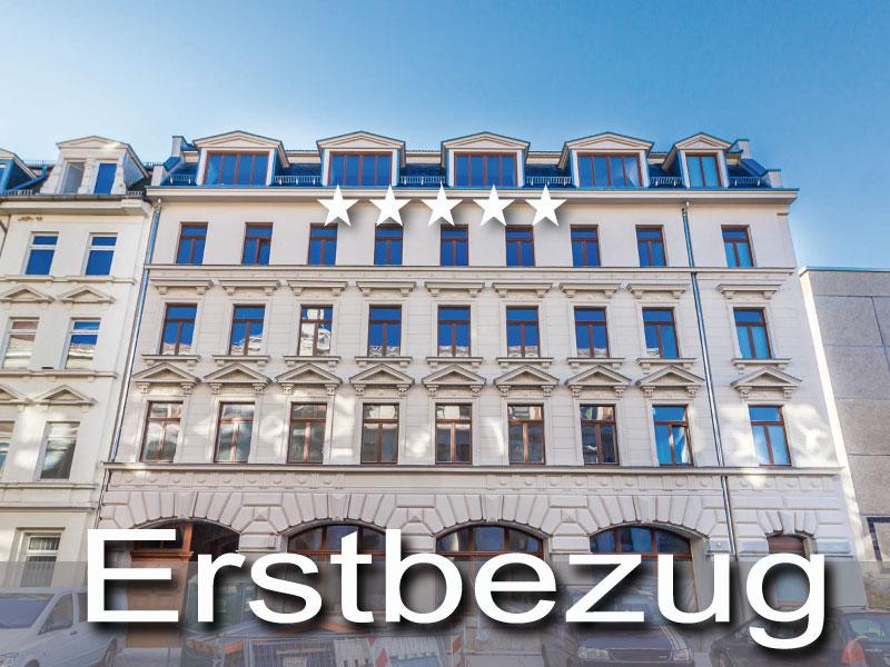 Erstbezug Husemannstraße Leipzig