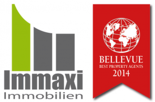Immaxi Logo Best Property Agent
