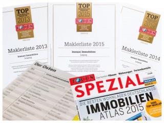 Auszeichnung TOP Immobilienmakler