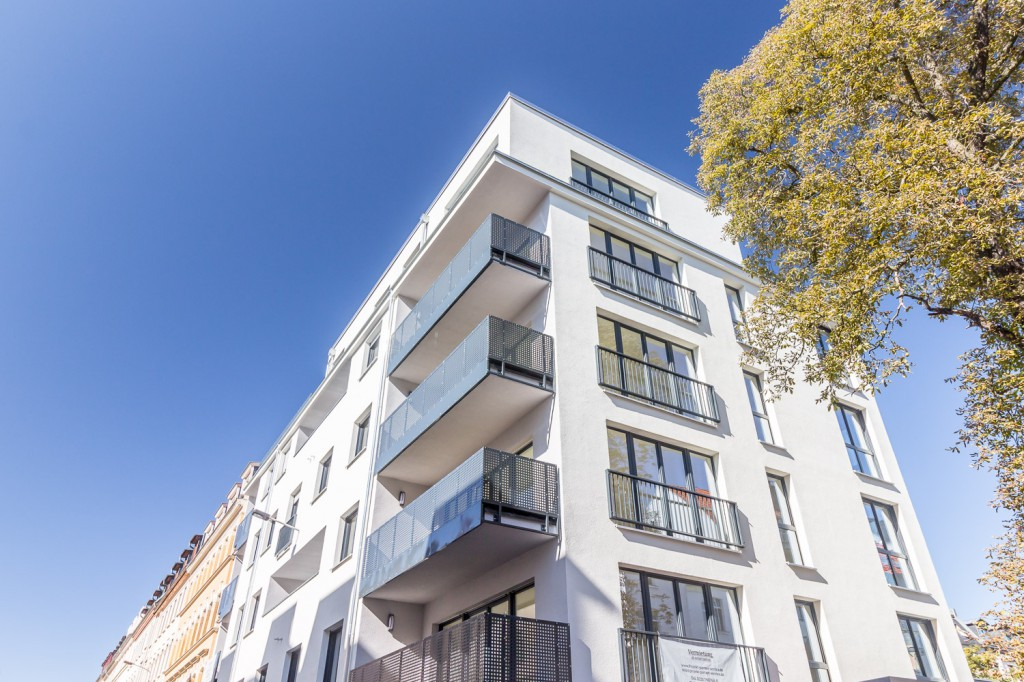 Neubauprojekt Calvisiusstraße 6-8