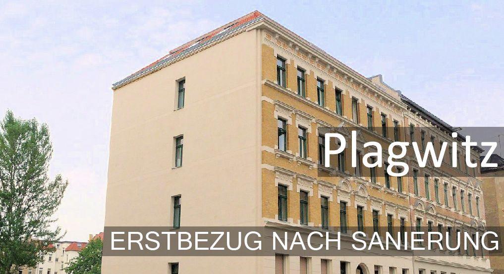 Plagwitz Erstbezug